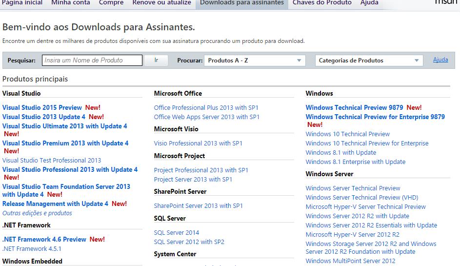 Windows Technical Preview   Charles Aureliano Santana